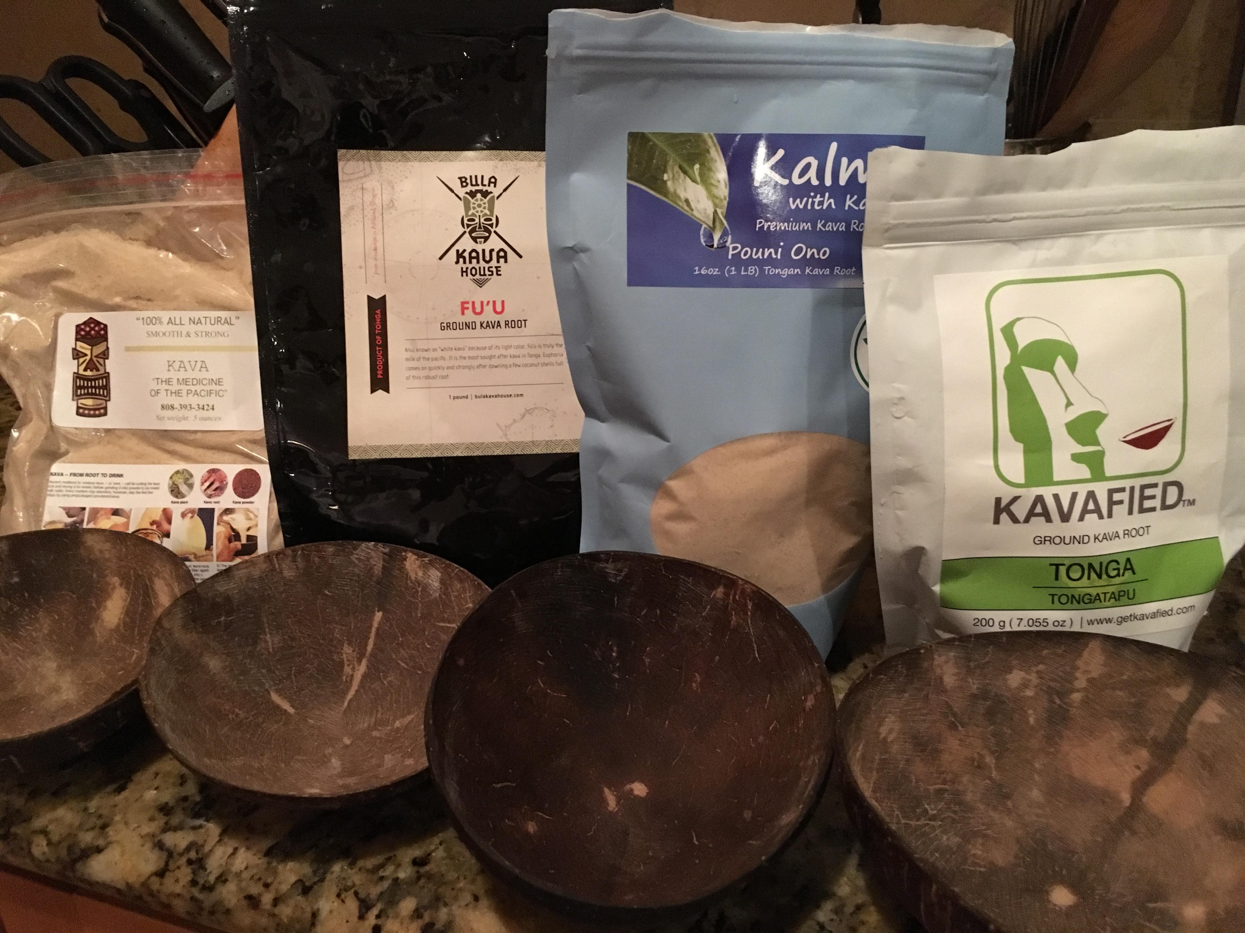 Five Tongan taste-off! | Kava Forums
